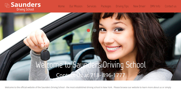 Saunders Driving School